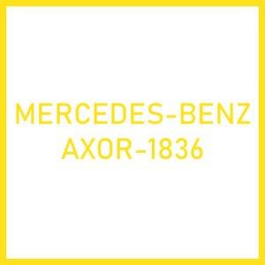 Фильтра для Mercedes-Benz AXOR 1836